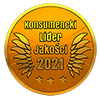 Konsumencki Lider Jakości 2021