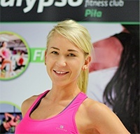 Monika, Calypso Fitness Piła