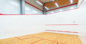 Sala squash - Częstochowa Piastowska