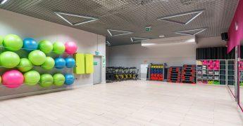 Sala fitness - Ełk