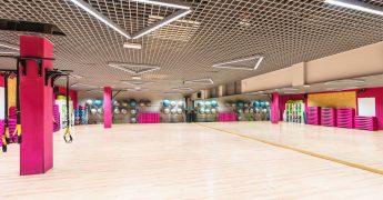 Sala fitness - Gdańsk Kowale