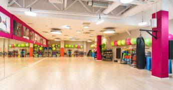 Sala fitness - Gdańsk Przymorze