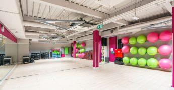 Sala fitness - Gdańsk Zaspa