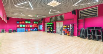 Sala fitness - Łomianki