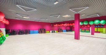 Sala fitness - Piła