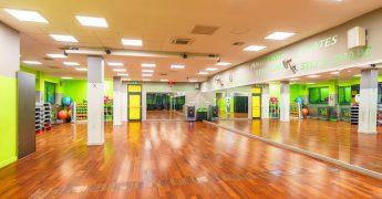 Sala fitness - Rzeszów Hetmańska