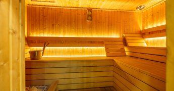 Sauna sucha - Rzeszów Hetmańska