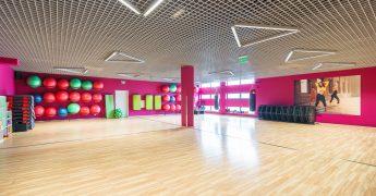 Sala fitness - Siedlce