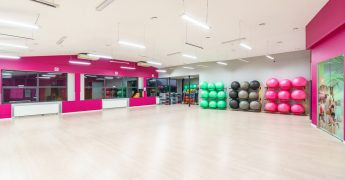 Sala fitness - Sopot