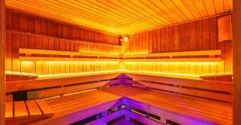 Sauna sucha - Sopot