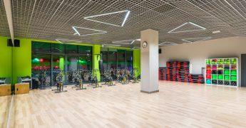 Sala fitness - Suwałki
