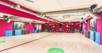 Sala fitness - Warszawa Białołęka