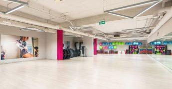 Sala fitness - Warszawa Nowoursynowska