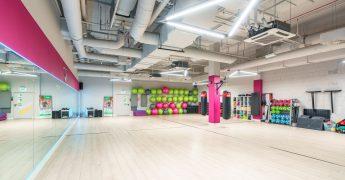 Sala fitness - Częstochowa Galeria Jurajska