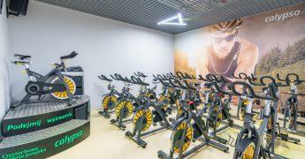 Sala power bike - Częstochowa Galeria Jurajska