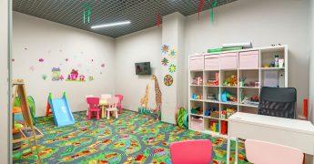 Strefa kids play - Częstochowa Galeria Jurajska