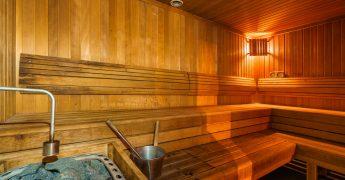Sauna sucha - Warszawa Ochota Adgar