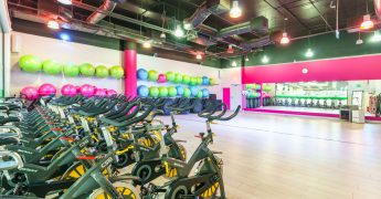 Sala fitness, sala power bike - Rumia