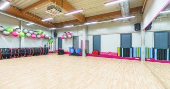 Fitness room - Częstochowa Piastowska