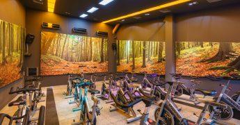 Power bike room - Częstochowa Piastowska
