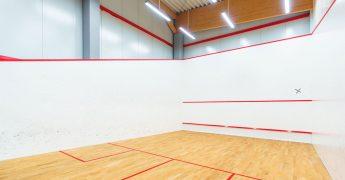 Squash room - Częstochowa Piastowska