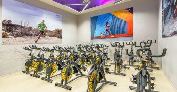 Power bike room - Gdańsk Madison