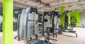 Exercise machines zone - Gdańsk Madison