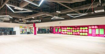 Fitness room - Gdańsk Morena