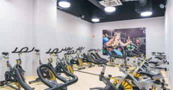 Power bike room - Gdańsk Przymorze