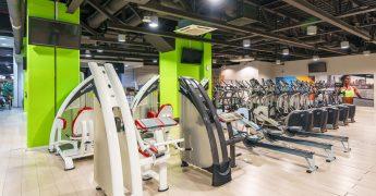 Exercise machines zone - Gdańsk Przymorze