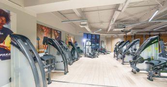 Exercise machines zone - Gdańsk Zaspa