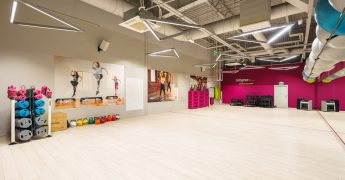 Fitness room - Konin