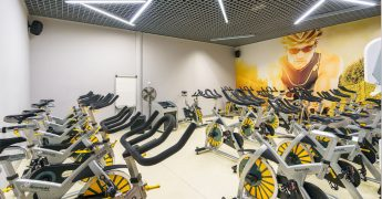 Power bike room - Konin