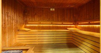 Sauna - Konin
