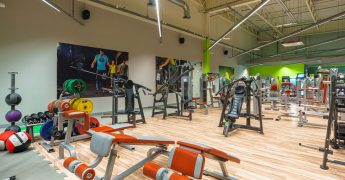 Exercise machines zone - Konin