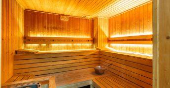 Sauna - Łomianki