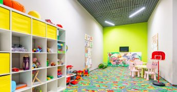 Kids play zone - Mielec Navigator