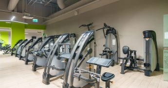 Exercise machines zone - Mielec Navigator