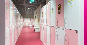 Women's changing room - Mielec Navigator