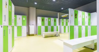 Men's changing room - Mielec Navigator