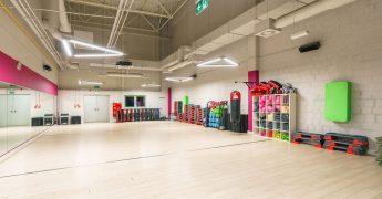 Fitness room - Opole Turawa Park