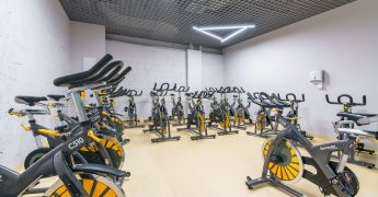 Power bike room - Opole Turawa Park