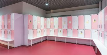 Women's changing room - Opole Turawa Park
