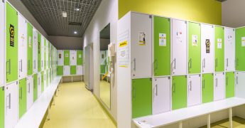 Men's changing room - Opole Turawa Park