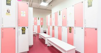 Women's changing room - Rumia