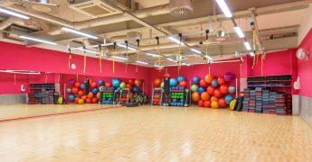 Fitness room - Rzeszów Krakowska