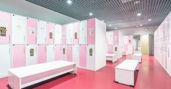 Women's changing room - Siedlce