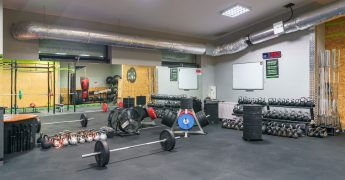 Cross training zone 2 - Sopot