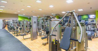 Exercise machines zone - Sopot