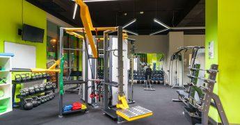 Functional training zone - Suwałki